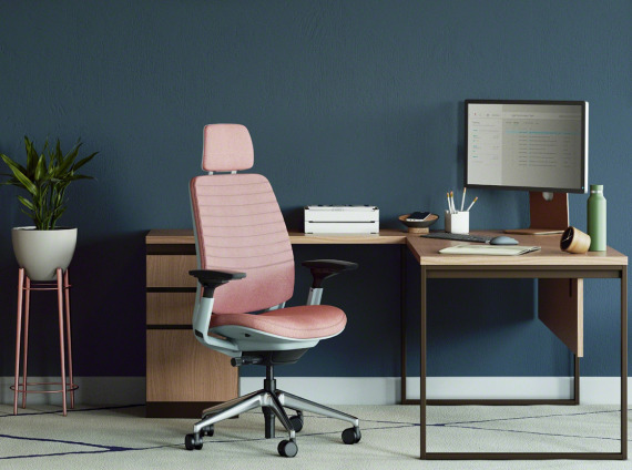 Chair of a home office