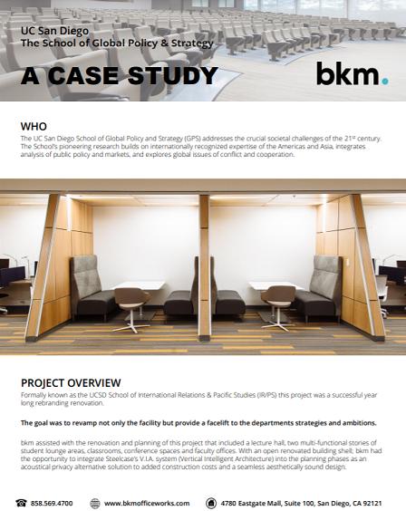 UC San Diego Case Study bkm OfficeWorks